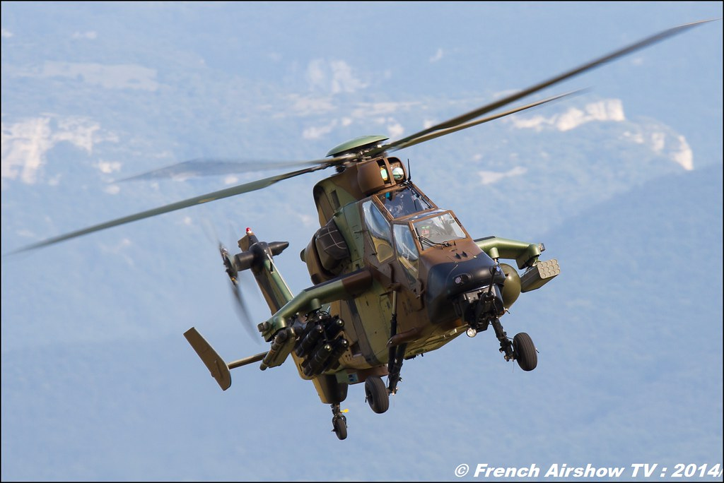 Tigre EC-665 HAD Meeting Aerien 2014