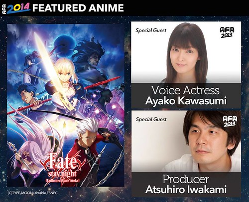 AFA14_Featured_Anime_FSN_UBW