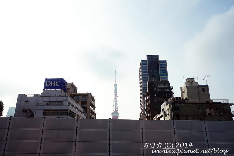 13刀口力日本東京鐵塔