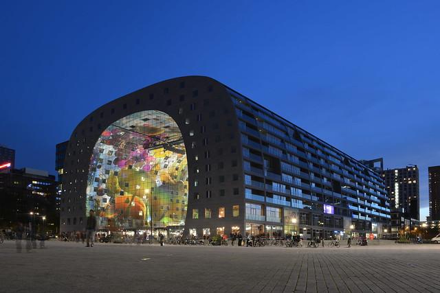 Markthal - MVRDV -2014 - Rotterdam