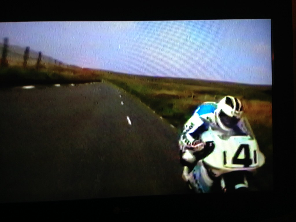 CLIP FROM ROAD MOVIE R DUNLOP 888