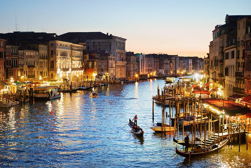 Adriatic Sea Coast: Venice Grand Canal