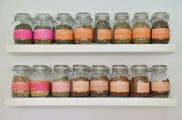 Jars of Tea