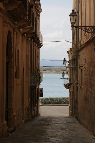 Ortigia: vicolo della città