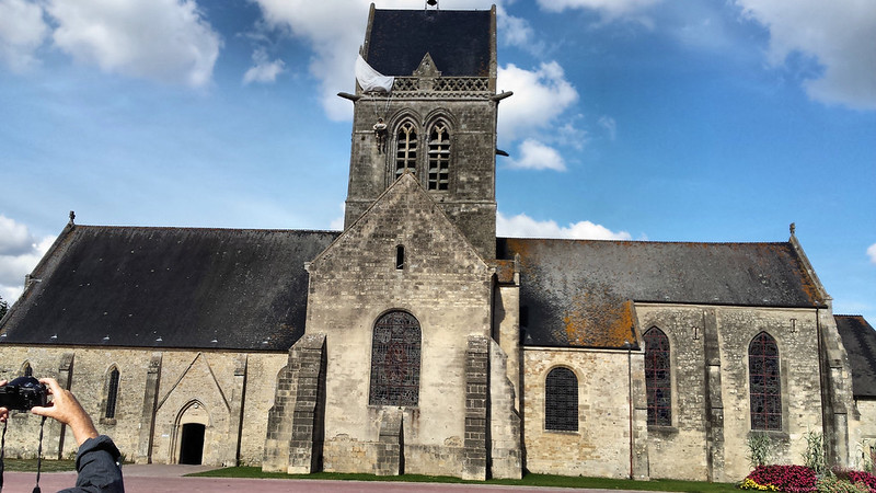 Church of Sainte-Mère-Église