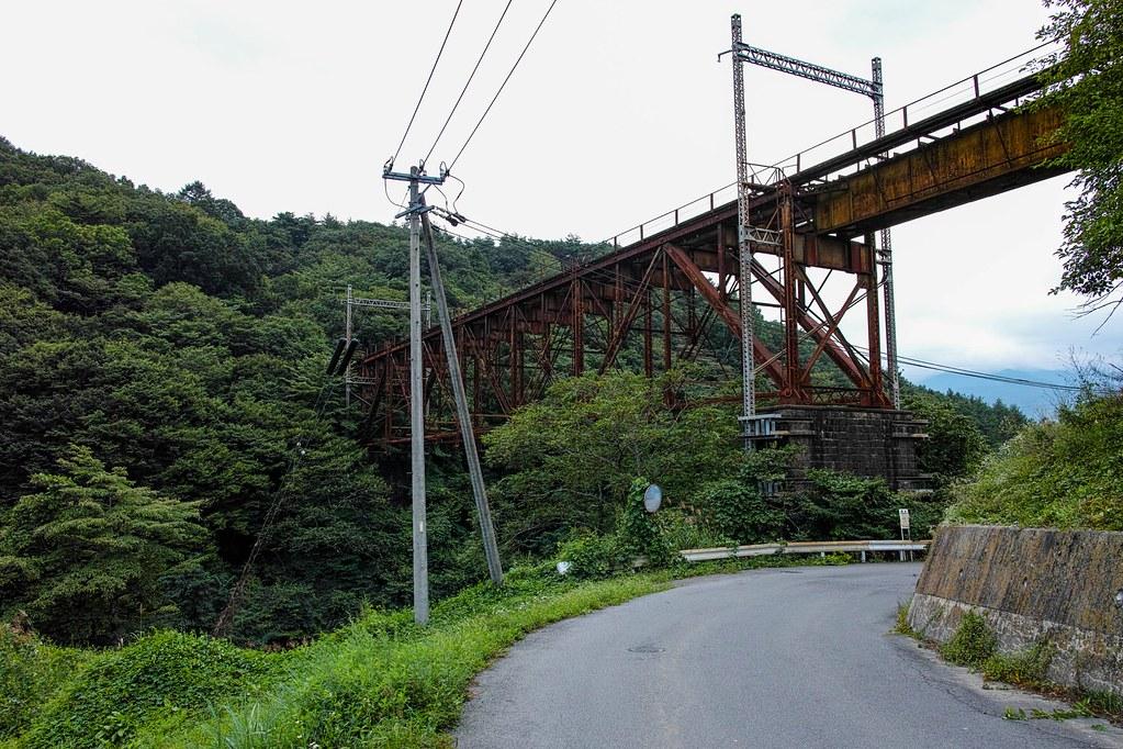 立場川鉄橋