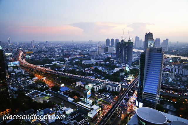 38th bar mode sathorn sunset chao phraya view
