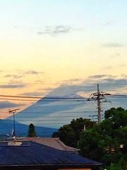 Mt.Fuji 富士山 10/8/2014