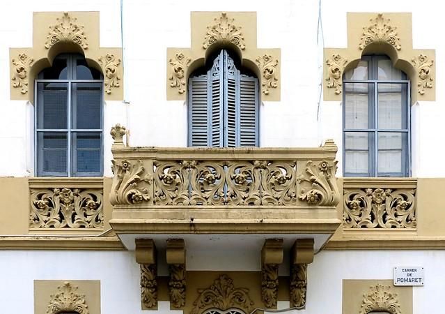 Barcelona pomaret 019 c 3 flickr photo sharing for Case in stile adobe