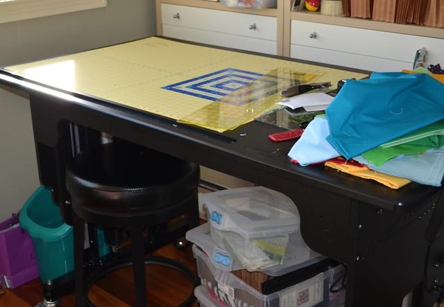 Beautiful new Martelli cutting table
