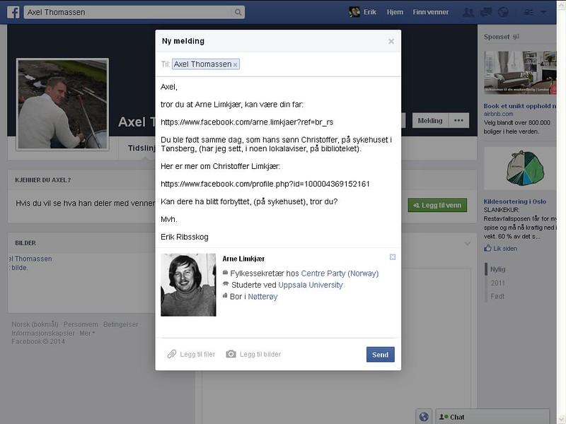 axel facebook