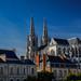 Vue sur l'Église Notre-Dame de Cholet ©Thomas Loire
