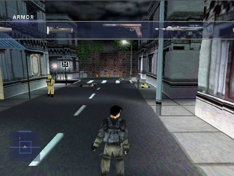 vast environs of syphon filter