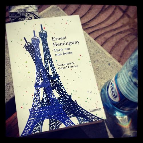 Ernest Hemingway. París era una fiesta.