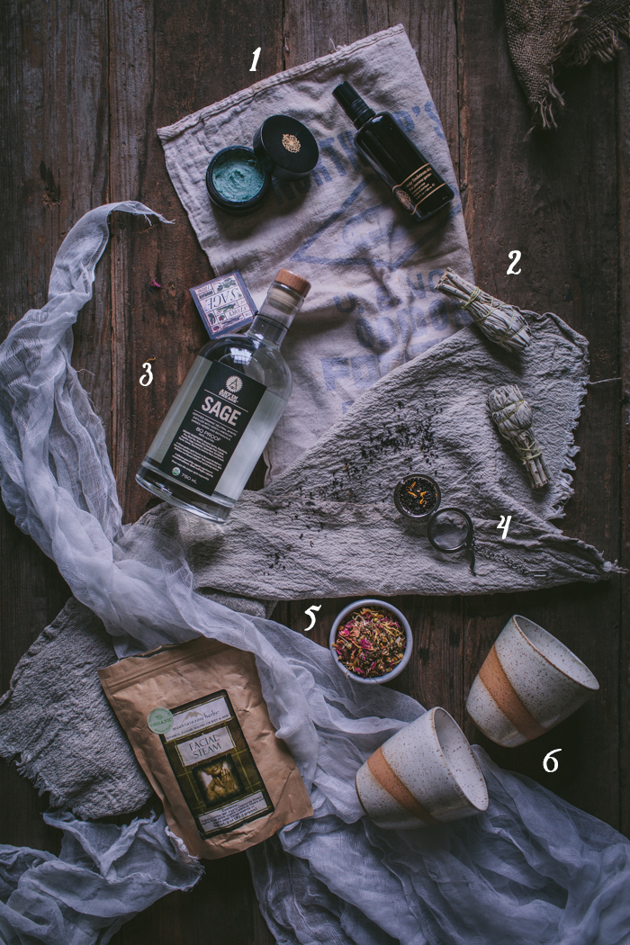 Adventures in Cooking Gift Guide - For The Herbalist | By Eva Kosmas Flores