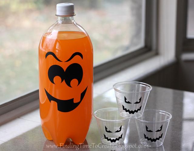 Jack o lantern juice