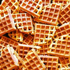 breakfast, pattern, belgian waffle, food, dish, design, waffle,