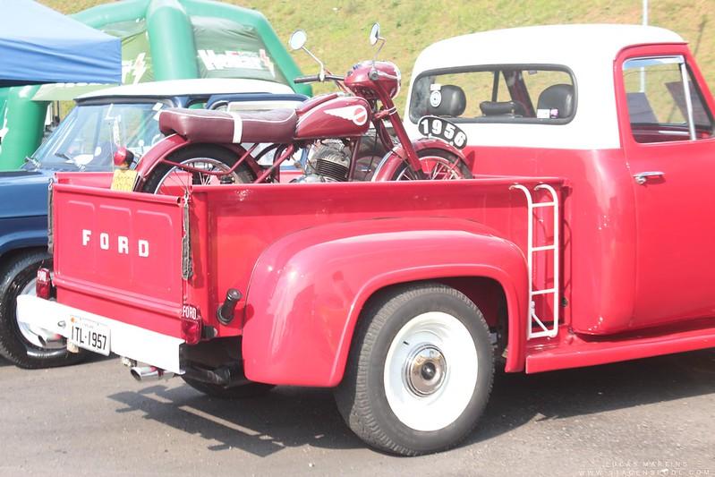 4º Encontro de veículos antigos e especiais de Passo Fundo - Stage'nSpool (2)