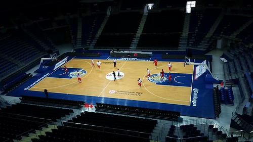 Olimpia On The Road: Ulker Arena