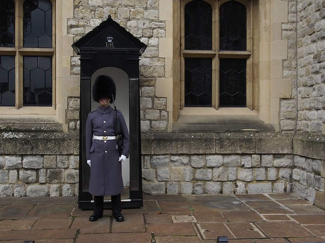 Royal Guard, Tower of London, travel, England, London,