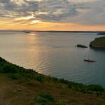 Skomer Island Sunrise