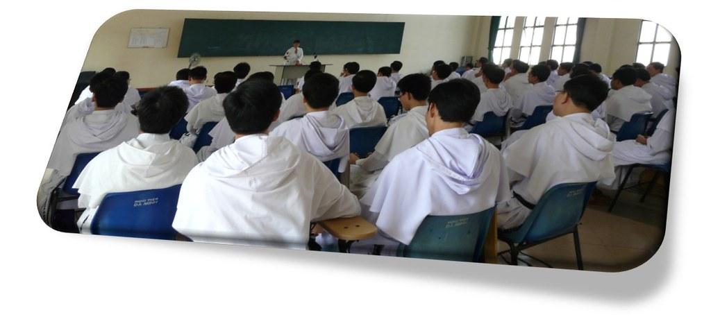 Việc đào tạo linh mục có 4 chiều kích