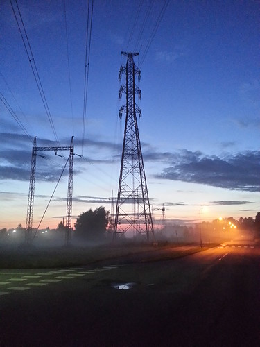 morning summer nature beautiful fog sunrise suomi finland dawn countryside finnland country foggy electricity powerline finlandia フィンランド finlande finlândia finnország finlanda finlàndia финляндия finnishsummer finnlando فنلندا