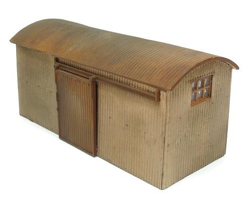 Weathered hut