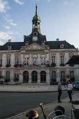 Chaumont city hall