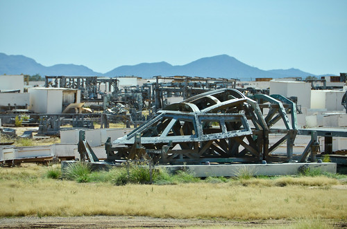 Tucson: AMARG Airplane Boneyard Tour