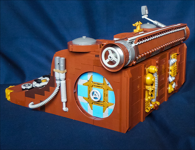3-LEGO steampunk typewriter HQ