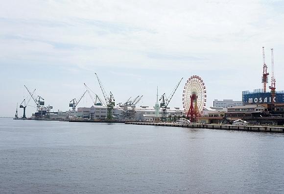 神戶港搭船神戶下午茶30