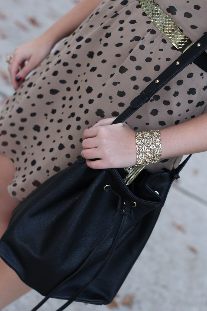 Animal Spots | Outfit | #LivingAfterMidnite