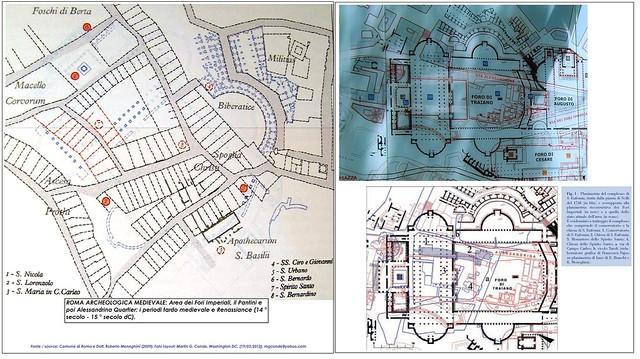 ROMA ARCHEOLOGIA e RESTAURO ARCHITETTURA: Dott.ssa Arch. Maria G. Ercolino [foto di estrema sinistra], Fiore F. Paolo (a cura di), La Roma di Leon Battista Alberti - Musei Capitolini (24/06 - 16/10/2005), p. 245 di pp. 1-500.
