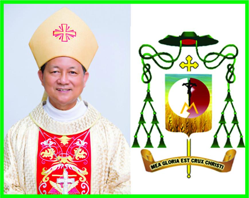 Đức Cha Giuse Trần Văn Toản, Tân Giám Mục Phụ Tá Giáo Phận Long Xuyên