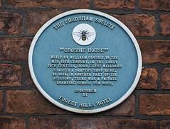 Photo of Blue plaque № 32905