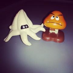 2 bad dudes #nintendo #supermariobros #goomba #blooper #McDonalds #ToyFinds #toyhustle #TomKhayos #ToyGameTedDiBase