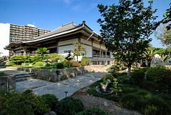Higashi Honganji Buddhist Temple, Kajima Associates 1976