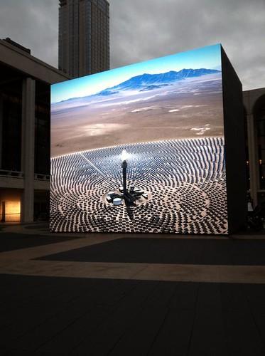 John Gerrard's Solar Reserve