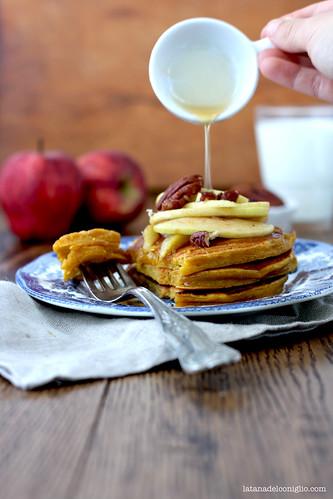 pancakes alla zucca7