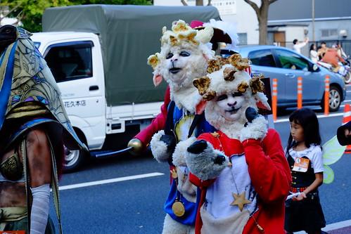 Kawasaki Halloween parade 2014 12