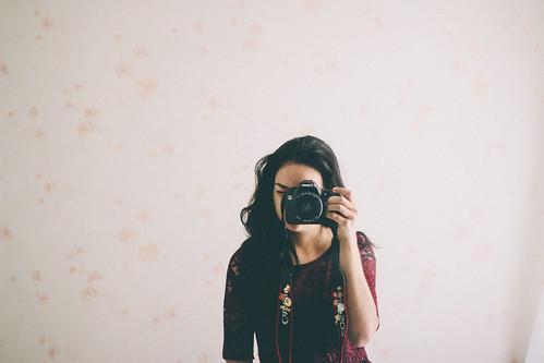 24/100 - Selfie
