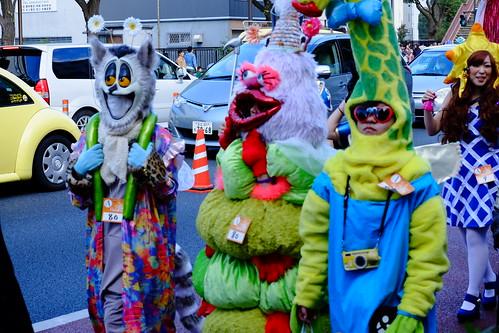 Kawasaki Halloween parade 2014 30