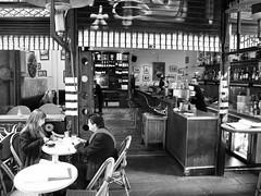 Melbourne - old fashion cafe