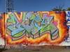graffiti, Lakeside