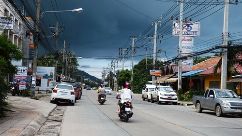 Koh Samui Before squall