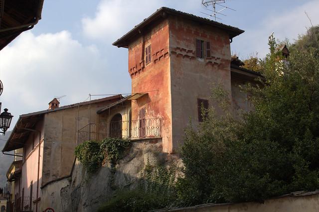 Revello - Via Vittorio Emanuele III