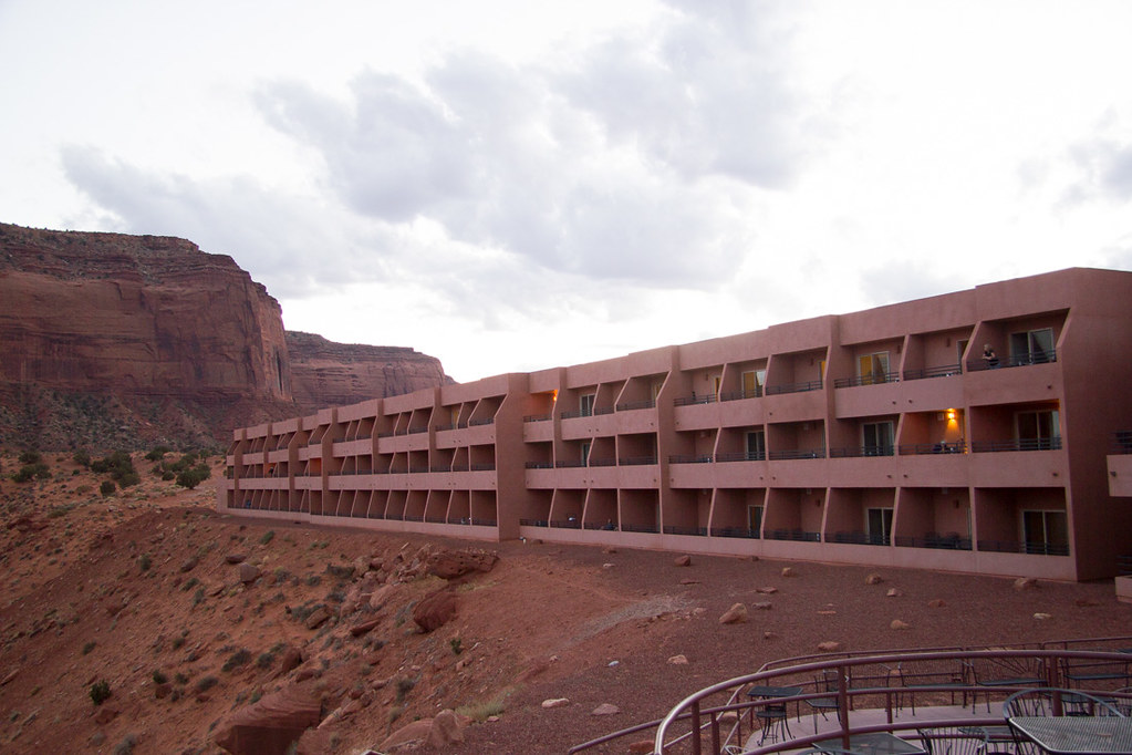 TheView Hotel in Monument Valley