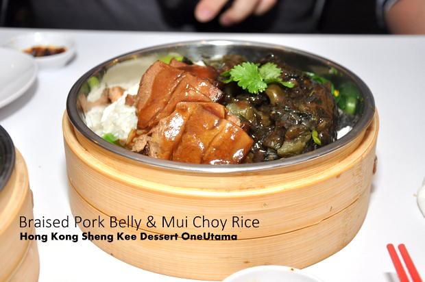 Hong Kong Sheng Kee Dessert OneUtama 9