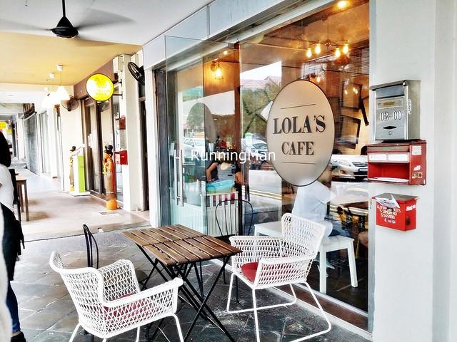 Lola's Cafe Exterior